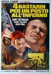 4 Bastardi Per Un Posto All'Inferno (1970)
