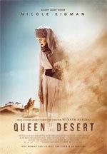 locandina del film QUEEN OF THE DESERT
