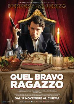 locandina del film QUEL BRAVO RAGAZZO