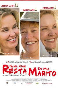 locandina del film QUEL CHE RESTA DI MIO MARITO