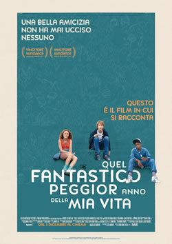 locandina del film QUEL FANTASTICO PEGGIOR ANNO DELLA MIA VITA