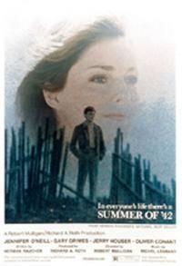 locandina del film QUELL'ESTATE DEL '42