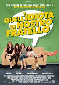 locandina del film QUELL'IDIOTA DI NOSTRO FRATELLO