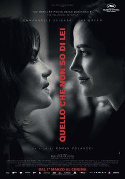locandina del film QUELLO CHE NON SO DI LEI