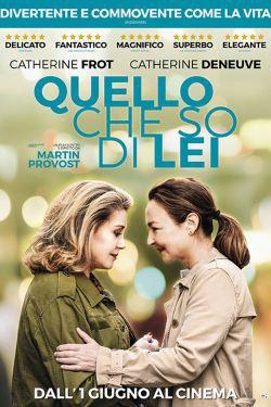 locandina del film QUELLO CHE SO DI LEI