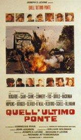 locandina del film QUELL'ULTIMO PONTE