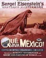 locandina del film QUE VIVA MEXICO!