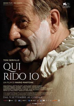 locandina del film QUI RIDO IO
