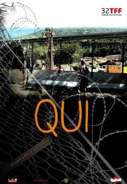 locandina del film QUI