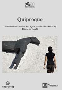 locandina del film QUIPROQUO