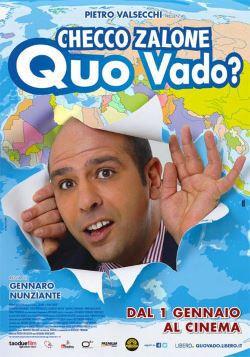locandina del film QUO VADO?
