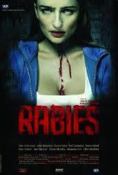 locandina del film RABIES