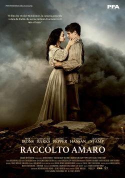 locandina del film RACCOLTO AMARO