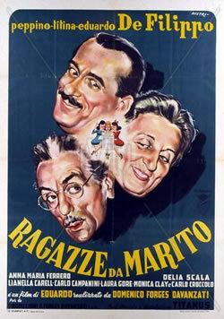 locandina del film RAGAZZE DA MARITO