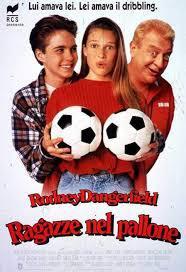 locandina del film RAGAZZE NEL PALLONE (1992)