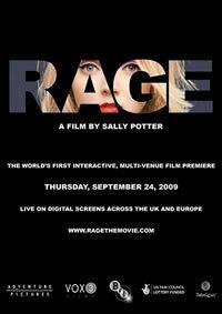 locandina del film RAGE