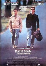 locandina del film RAIN MAN - L'UOMO DELLA PIOGGIA