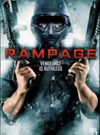 locandina del film RAMPAGE