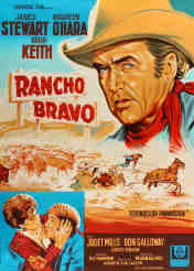 locandina del film RANCHO BRAVO