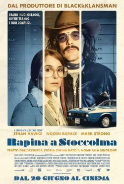 locandina del film RAPINA A STOCCOLMA