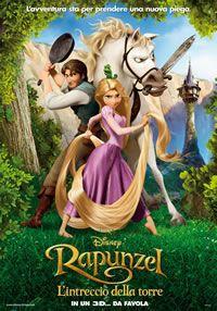 Rapunzel E L'Intreccio Della Torre (2010)