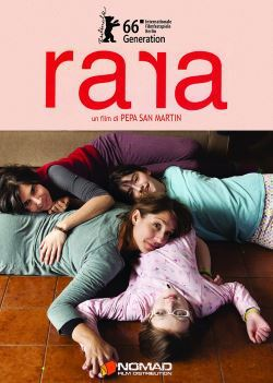 locandina del film RARA