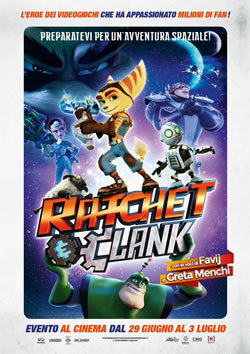 Ratchet & Clank – Il Film (2016)
