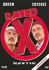 locandina del film RATED X