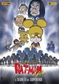 locandina del film RATMAN - IL SEGRETO DEL SUPEREROE