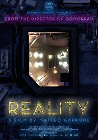 locandina del film REALITY