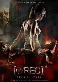 locandina del film REC 4 - APOCALYPSE