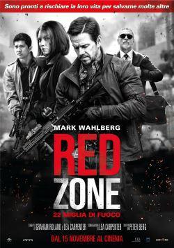 locandina del film RED ZONE - 22 MIGLIA DI FUOCO