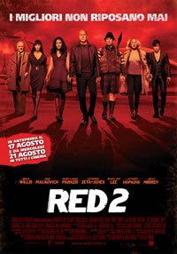 locandina del film RED 2