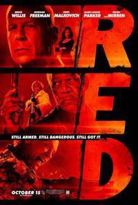 locandina del film RED (2010)