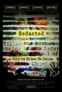 locandina del film REDACTED