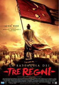 locandina del film LA BATTAGLIA DEI TRE REGNI
