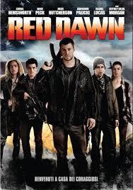 locandina del film RED DAWN - ALBA ROSSA