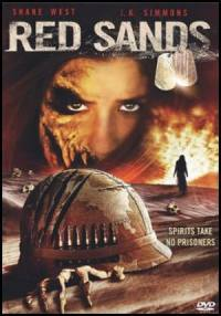 locandina del film RED SANDS - LA FORZA OCCULTA