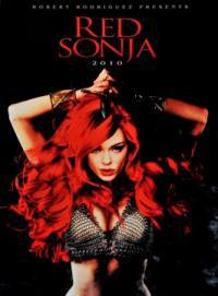 locandina del film RED SONJA