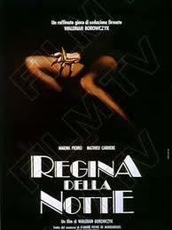 locandina del film REGINA DELLA NOTTE