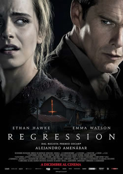 locandina del film REGRESSION