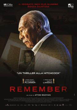 locandina del film REMEMBER