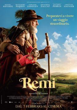 locandina del film REMI