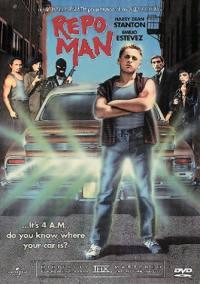 locandina del film REPO MAN - IL RECUPERATORE