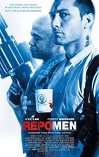 locandina del film REPO MEN