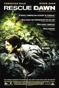 locandina del film RESCUE DAWN - L'ALBA DELLA LIBERTA'