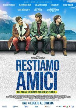 locandina del film RESTIAMO AMICI