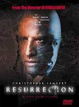locandina del film RESURRECTION