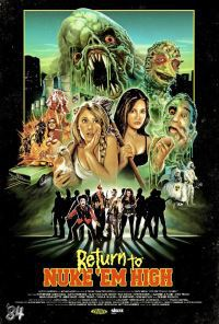 locandina del film RETURN TO NUKE'EM HIGH - VOLUME 1