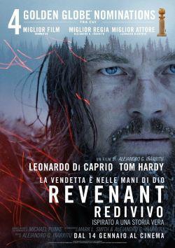 locandina del film REVENANT - REDIVIVO